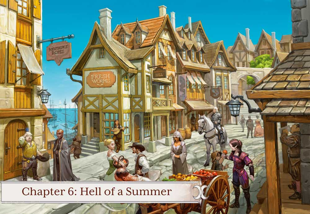 Hell of a Summer - Waterdeep: Dragon Heist - 5etools