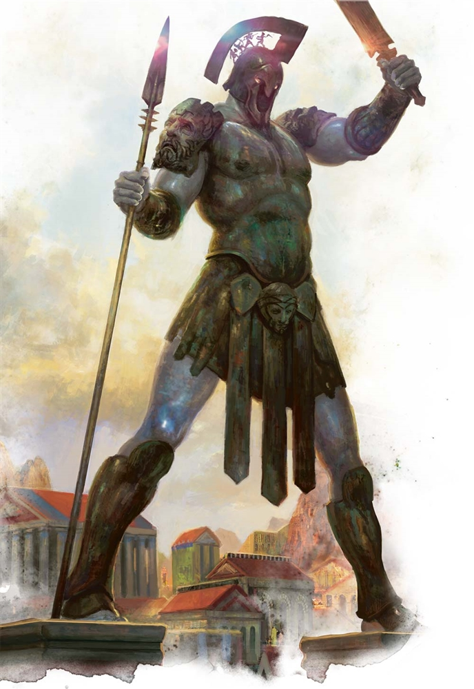 Colossus of Akros Image